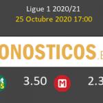 Nice Lille Pronostico 25/10/2020 3