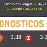 Olympiacos Piraeus Marsella Pronostico 21/10/2020 3
