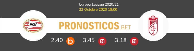 PSV Granada Pronostico 22/10/2020 1