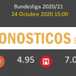 RB Leipzig Hertha Berlin Pronostico 24/10/2020 7