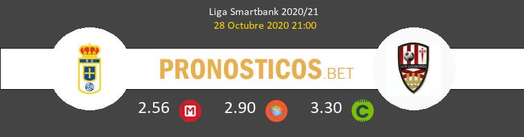 Real Oviedo vs UD Logroñés Pronostico (28 Oct 2020) 1