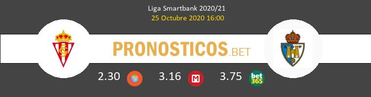 Real Sporting vs Ponferradina Pronostico (25 Oct 2020) 1
