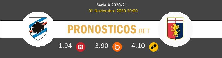 Sampdoria vs Genova Pronostico (1 Nov 2020) 1