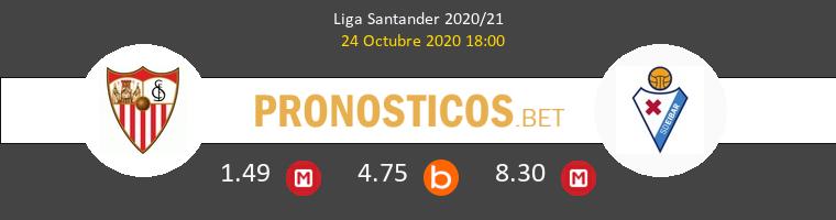 Sevilla Eibar Pronostico 24/10/2020 1