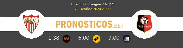 Sevilla vs Stade Rennais Pronostico (28 Oct 2020) 1