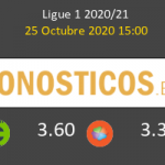Stade Brestois Estrasburgo Pronostico 25/10/2020 4