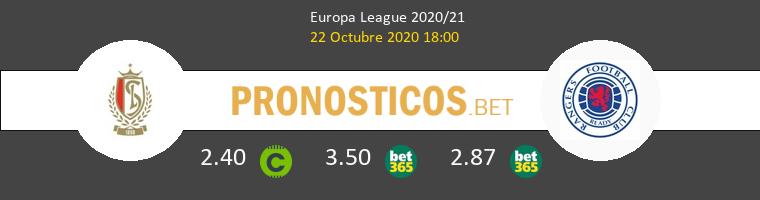Standard de Liège Rangers FC Pronostico 22/10/2020 1