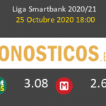 Tenerife vs Espanyol Pronostico (25 Oct 2020) 5