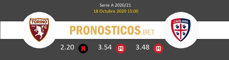 Torino Cagliari Pronostico 18/10/2020 1