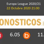 Villarreal Sivasspor Pronostico 22/10/2020 6