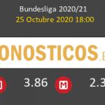 Werder Bremen Hoffenheim Pronostico 25/10/2020 3