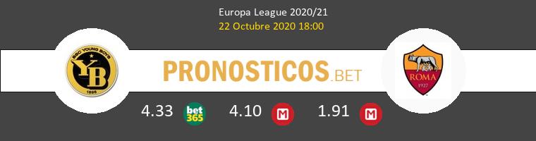 Young Boys Roma Pronostico 22/10/2020 1