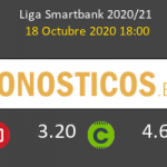 Zaragoza Málaga Pronostico 18/10/2020 5