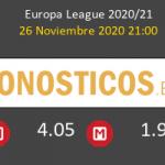 AZ Alkmaar vs Real Sociedad Pronostico (26 Nov 2020) 2