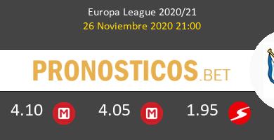AZ Alkmaar vs Real Sociedad Pronostico (26 Nov 2020) 5