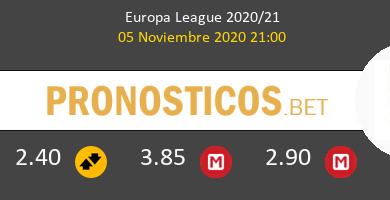 Antwerp vs LASK Linz Pronostico (5 Nov 2020) 6