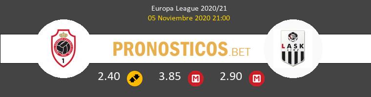 Antwerp vs LASK Linz Pronostico (5 Nov 2020) 1