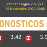 Arsenal vs Wolves Pronostico (29 Nov 2020) 2