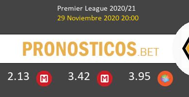 Arsenal vs Wolves Pronostico (29 Nov 2020) 12