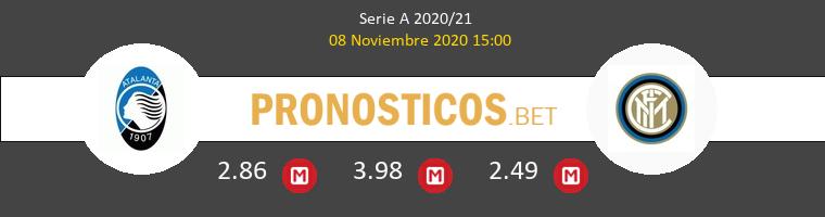 Atalanta vs Inter Pronostico (8 Nov 2020) 1