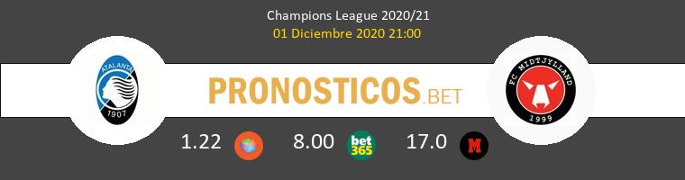 Atalanta vs Midtjylland Pronostico (1 Dic 2020) 1