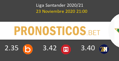 Athletic de Bilbao vs Real Betis Pronostico (23 Nov 2020) 5