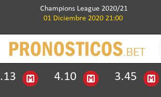 Atlético de Madrid vs Bayern Munich Pronostico (1 Dic 2020) 3
