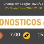 Atlético de Madrid vs Lokomotiv Moskva Pronostico (25 Nov 2020) 7