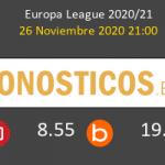 Bayer Leverkusen vs Hapoel Be'er Sheva Pronostico (26 Nov 2020) 7
