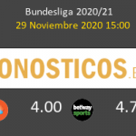 Leverkusen vs Hertha Berlín Pronostico (29 Nov 2020) 3