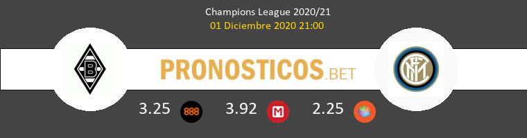 B. Mönchengladbach vs Inter Pronostico (1 Dic 2020) 1
