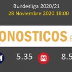 B. Mönchengladbach vs Schalke 04 Pronostico (28 Nov 2020) 4