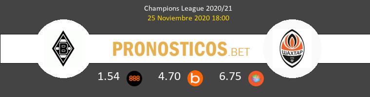 B. Mönchengladbach vs Shakhtar Donetsk Pronostico (25 Nov 2020) 1