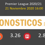 Burnley vs Crystal Palace Pronostico (21 Nov 2020) 7