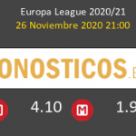 CFR Cluj vs Roma Pronostico (26 Nov 2020) 3