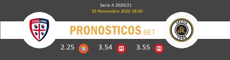 Cagliari vs Spezia Pronostico (29 Nov 2020) 1