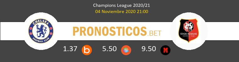 Chelsea vs Stade Rennais Pronostico (4 Nov 2020) 1