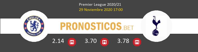 Chelsea vs Tottenham Hotspur Pronostico (29 Nov 2020) 1