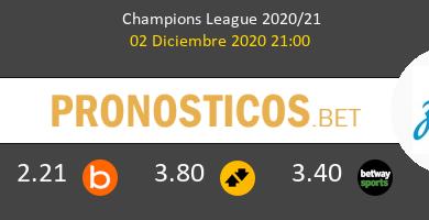 Club Brugge vs Zenit Pronostico (2 Dic 2020) 14