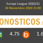 Dundalk vs Rapid Wien Pronostico (26 Nov 2020) 3