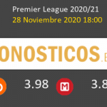 Everton vs Leeds United Pronostico (28 Nov 2020) 6