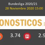 FC Augsburg vs SC Freiburg Pronostico (28 Nov 2020) 7