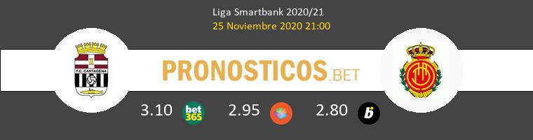 F.C. Cartagena vs Mallorca Pronostico (25 Nov 2020) 1