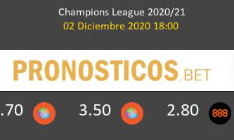 FK Krasnodar vs Stade Rennais Pronostico (2 Dic 2020) 1