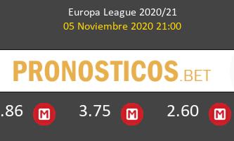 Feyenoord vs CSKA Moskva Pronostico (5 Nov 2020) 3
