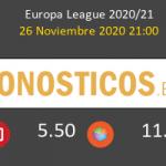 Granada vs Omonia Nicosia Pronostico (26 Nov 2020) 5