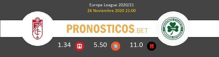 Granada vs Omonia Nicosia Pronostico (26 Nov 2020) 1