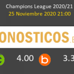 Inter vs Real Madrid Pronostico (25 Nov 2020) 3
