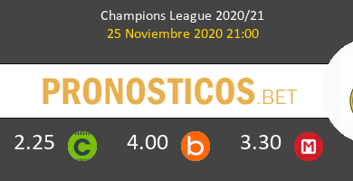 Inter vs Real Madrid Pronostico (25 Nov 2020) 4