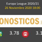 KAA Gent vs Crvena Zvezda Pronostico (26 Nov 2020) 4